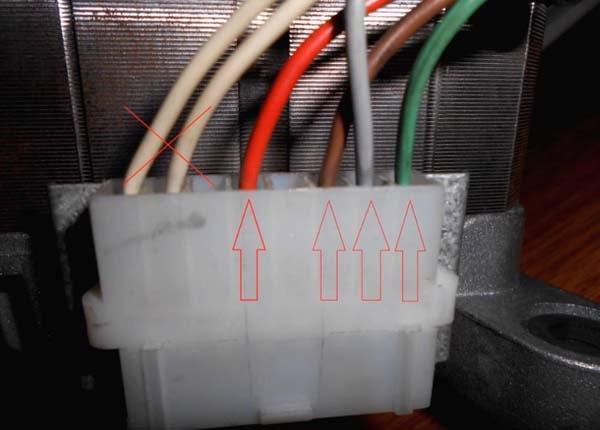 как подключить двигатель стиральной машины к сети 220