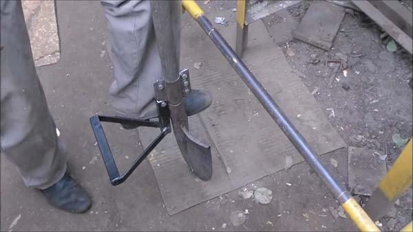 чудо лопата своими руками