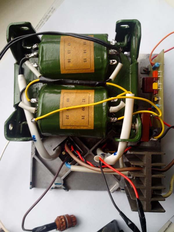 Самодельное зарядное устройство для аккумулятора 12