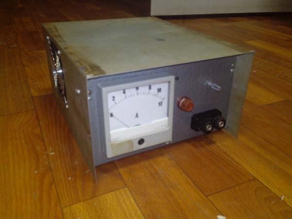 зарядное устройство для автомобильного аккумулятора самоделка