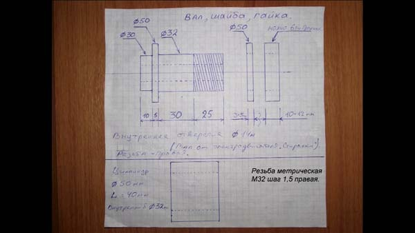 чертежи шлифовального станка самоделка
