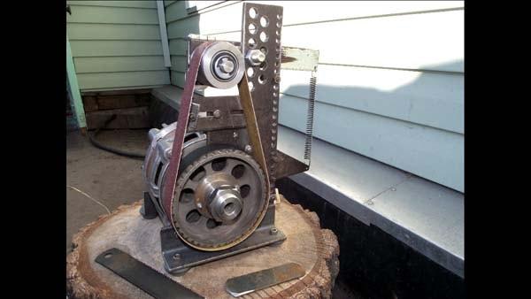 станок из двигателя от стиральной машины своими руками