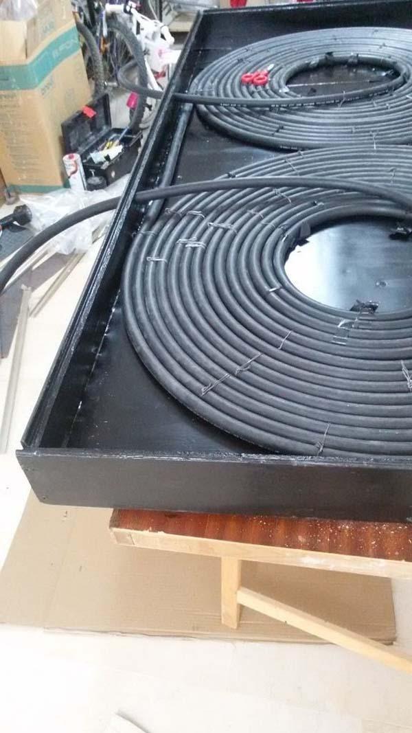 солнечный водяной водонагреватель