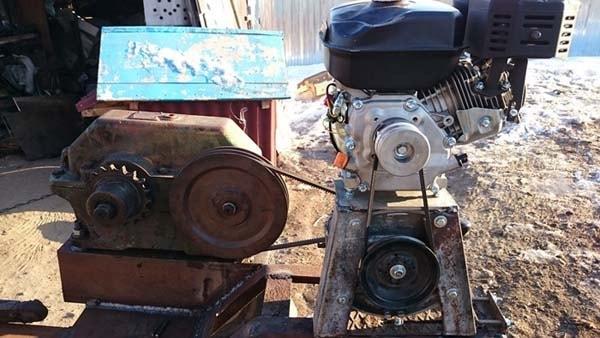 Колун для дров механический своими руками фото 348