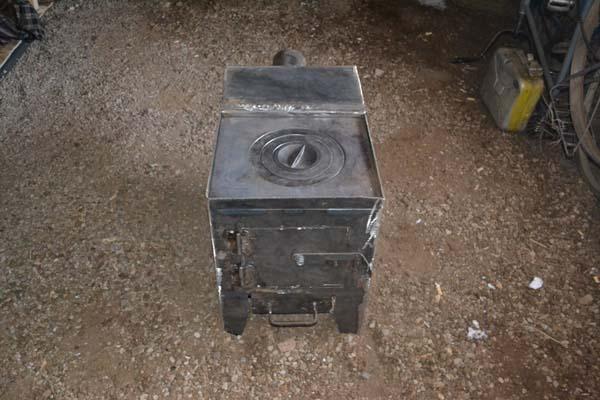 Дымоход из оцинковки своими руками фото 229