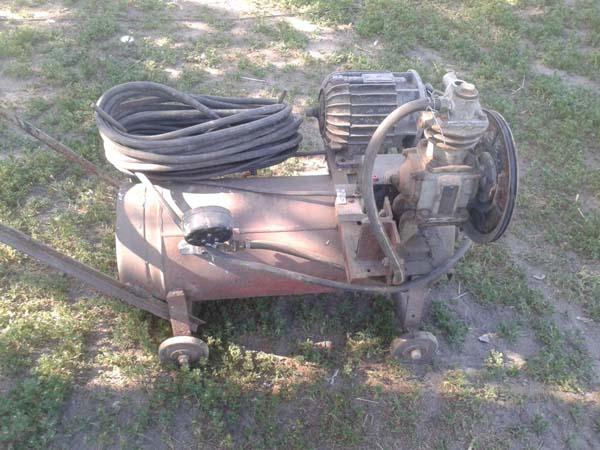 компрессор из газ-66