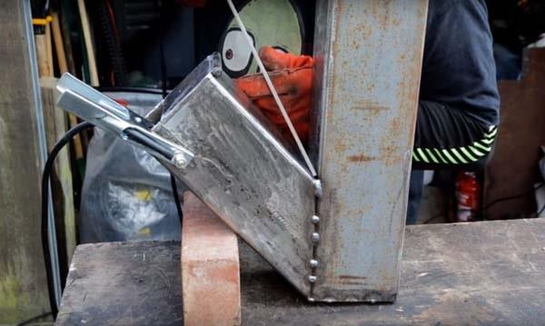 пошаговая фото инструкция по изготовлению печи ракеты