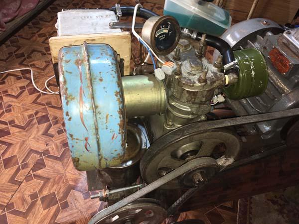 Самодельный компрессор из компрессора ЗИЛ своими руками
