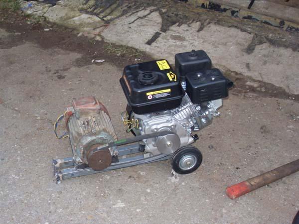Как сделать генератор из асинхронного двигателя - пошаговая