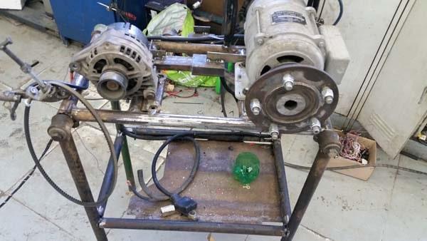Приборы проверки генераторов своими руками фото 588