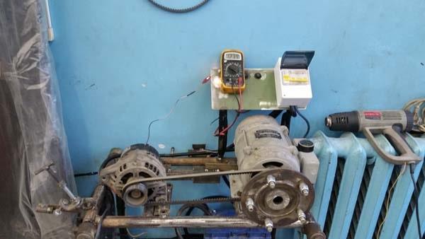 Приборы проверки генераторов своими руками фото 155