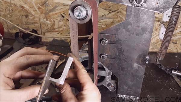 подробное описание изготовления гриндера