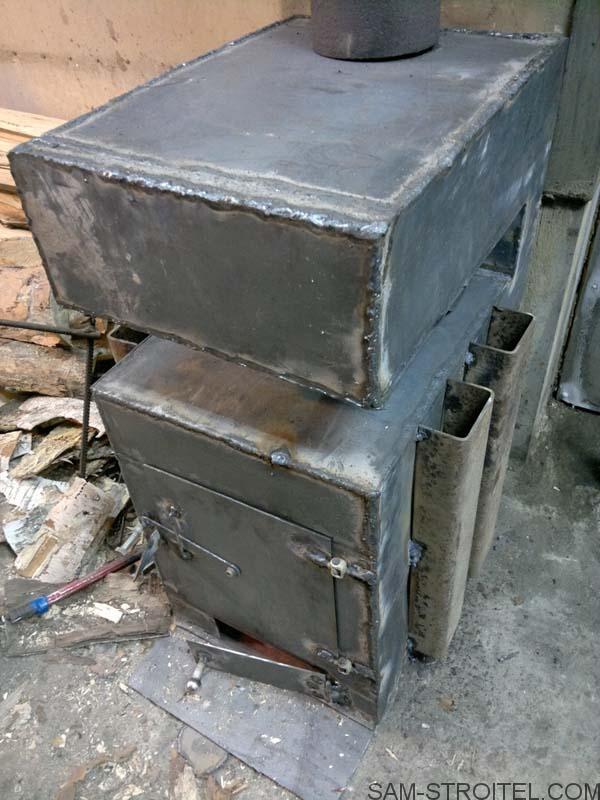 Печь щепочница своими руками чертежи фото 535
