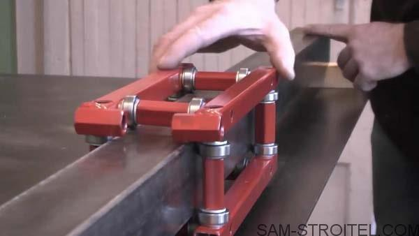 станок для резки металла своими руками