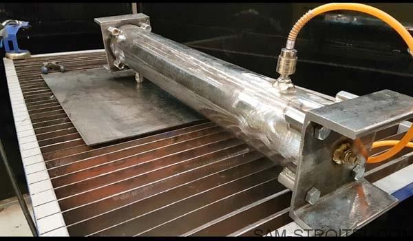 самодельный фильтр осушитель для компрессора