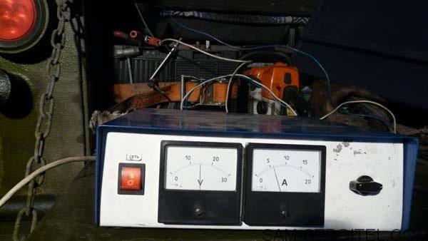 зарядное устройство АКБ своими руками