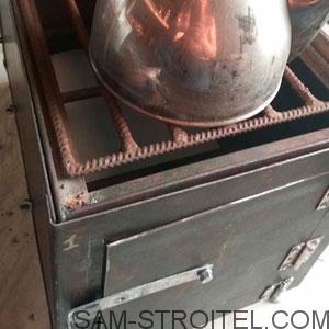 печка походная