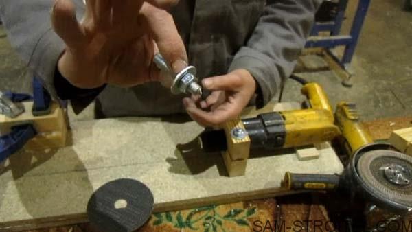 как сделать токарный станок