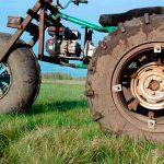трицикл вездеход