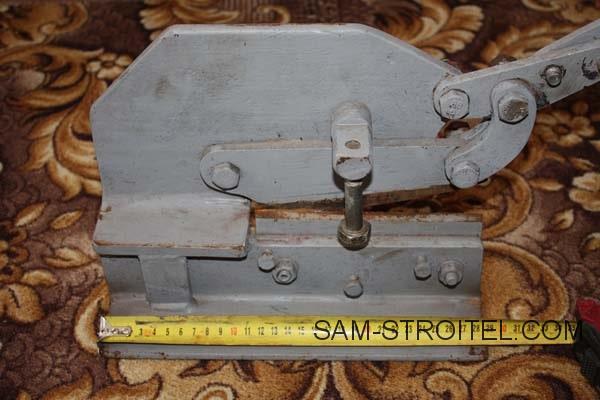 Ножницы по металлу размеры
