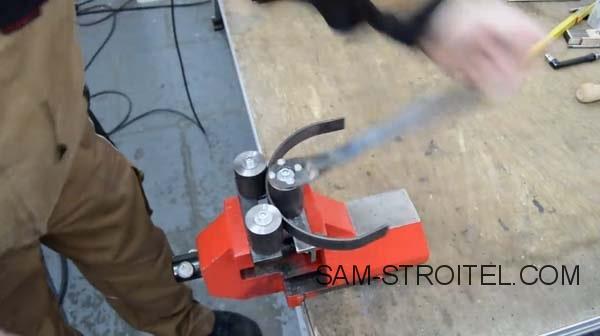 станок для гибки металла