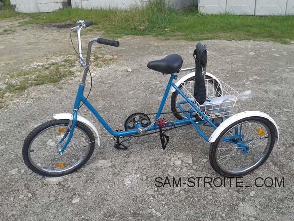 трёхколёсник