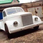 авто самоделка ГАЗ-51