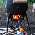 печь духовка