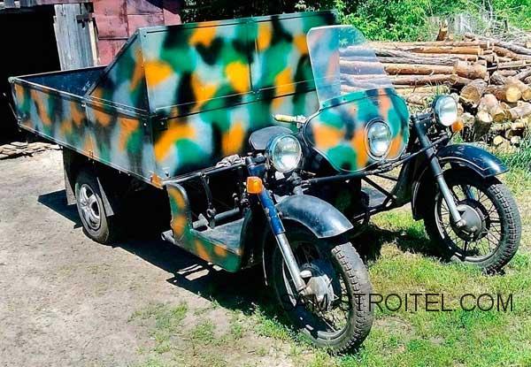 грузовой квадроцикл