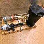 приспособление для промывки радиатора