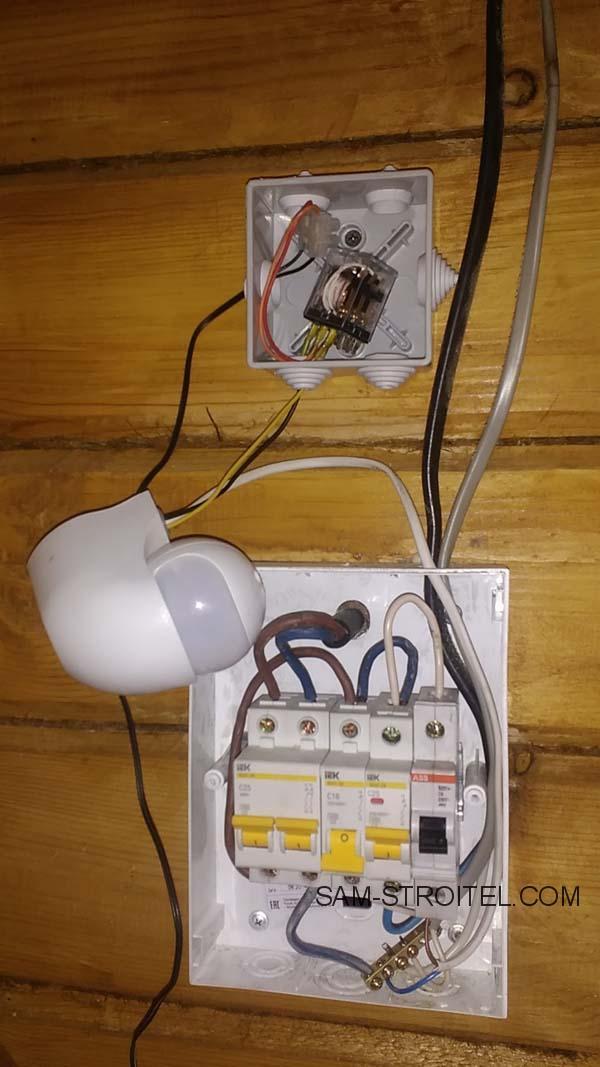 Самодельная GSM сигнализация для дачи